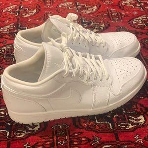 Jordan Shoes - JORDAN 1 low tops Size:11